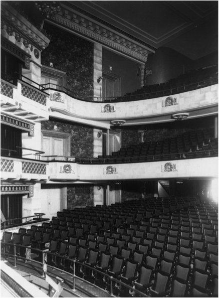 Astor Theatre Interior