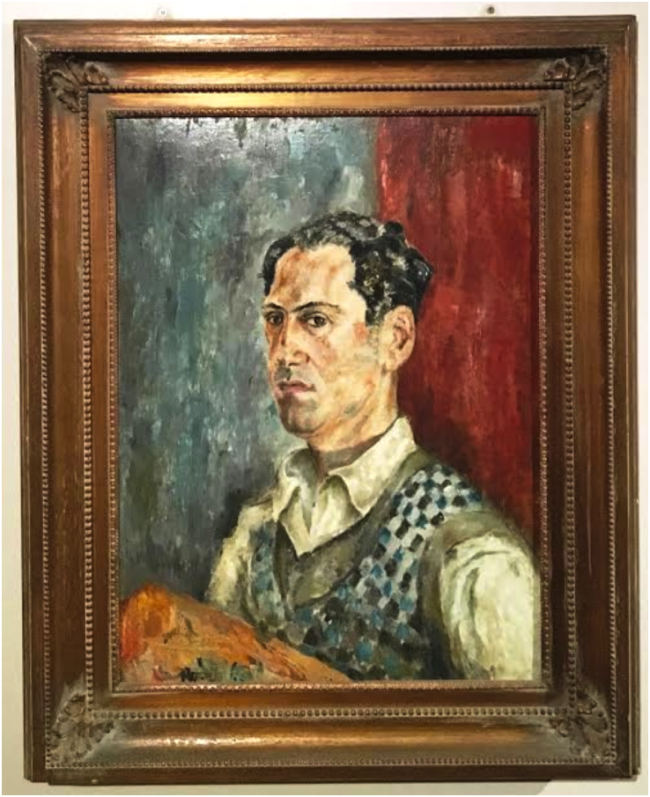 George-Gershwin-Self-Portrait